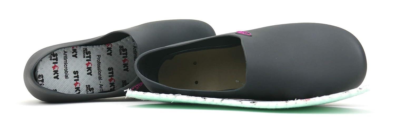 Keep Nursing Womens Cute Nursing Shoes Waterproof Slip-Resistant Sticky Shoes
