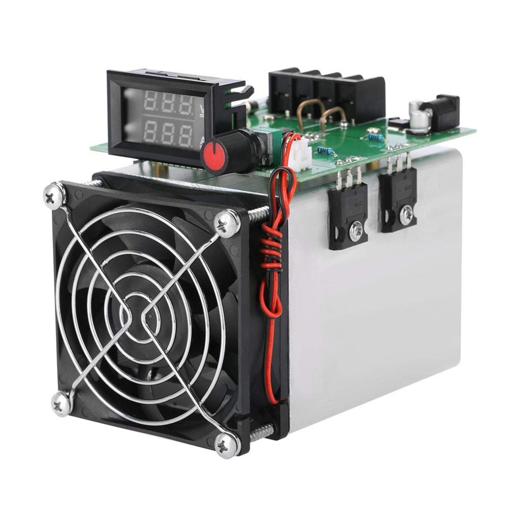 12V Electronic Load Battery Capacity Tester Module Load Battery Tester Discharge Board Burn-in Module