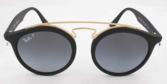 RAY-BAN 0Rb4256 Gafas de Sol, Matte Black, 49 Unisex-Adulto