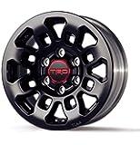 Genuine Toyota Tacoma TRD Pro 16-In. Alloy Wheel - Gloss Black w/Center Cap (Fits: 2005 & Newer Tacoma / 2007-2014 FJ…