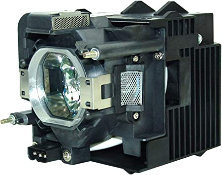 Replacement Lamp Assembly with Genuine Original OEM Bulb Inside for Sony FX40 Projector Power by Ushio