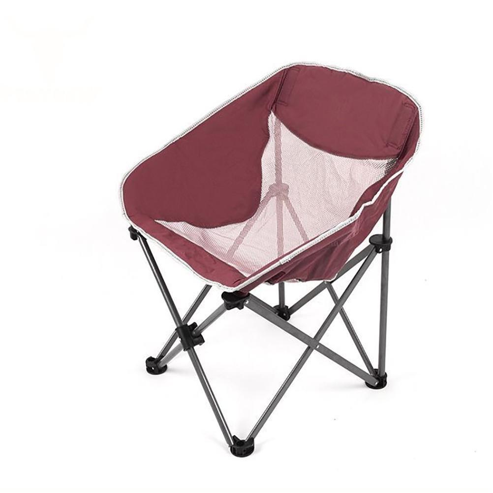 Crutch折りたたみ式Camp椅子、stuck-slip-proofフィート、スーパー快適ウルトラライトHeavy Duty、完璧すべてのタイプの屋外イベント B07D15KC45  コーヒー