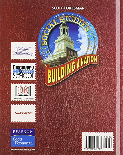 Buy scott foresman social studies grade 5
