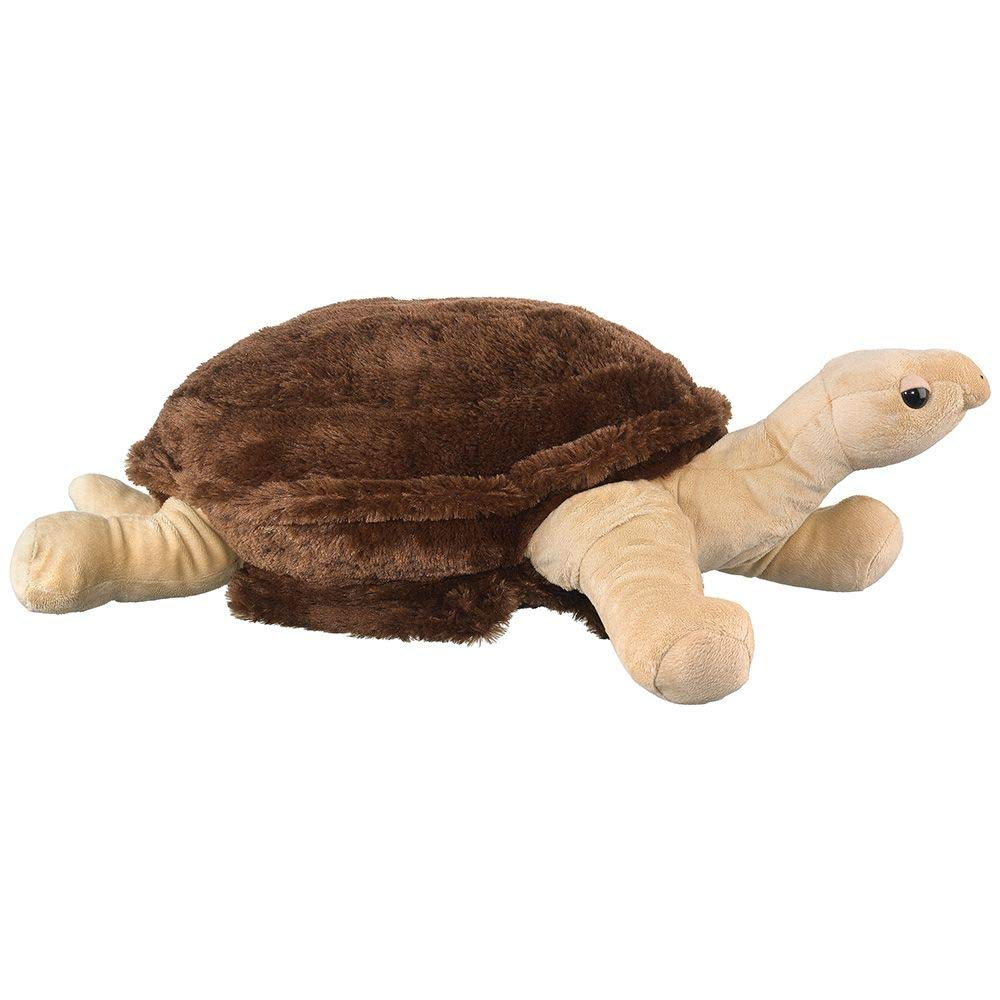 Wildlife Tree 31 Inch Galapagos Tortoise Floppy Zoo Stuffed Animals Conservation Collection by Wildlife Tree