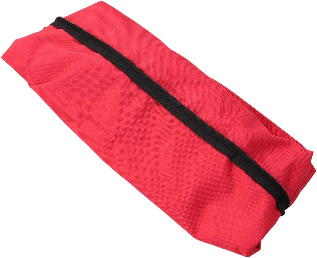BESPORTBLE Bolsa de Compras con Ruedas Carrito Plegable de Supermercado Bolsa de Asas Plegable para Supermercado Al Aire Libre Comida Lavander/ía Organizador de Supermercado Rojo