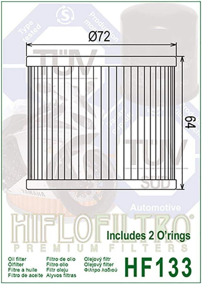 /Ölfilter Hiflo GS 850 GL GS850 80-81