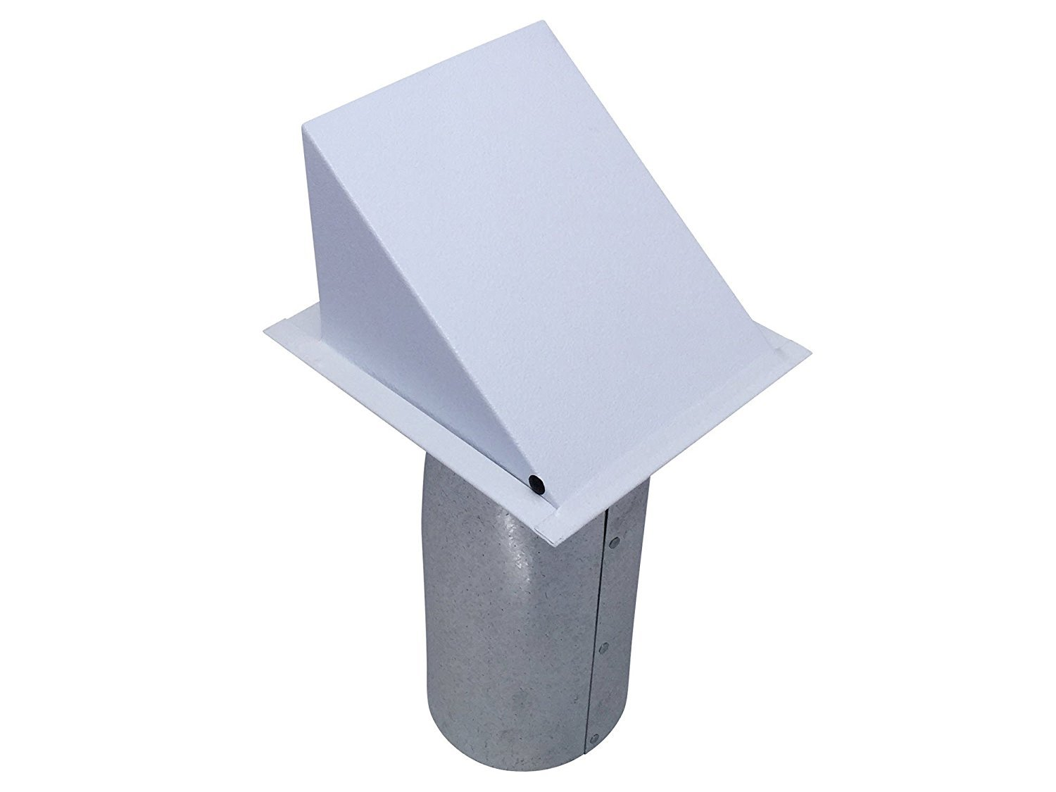 4 Inch Wall Vent Painted White Screen Only (4 Inch diameter) - Vent Works by Vent Works (Image #3)