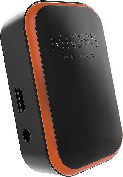MIOPS Mobile RemotePlus - Disparador de cámara Inteligente para fotografía de Alta Velocidad con Sensor láser y de Sonido, Cable N3 para cámaras Nikon: Amazon.es: Electrónica