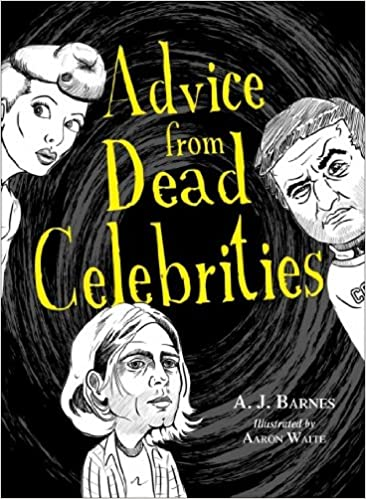 Book Advice from Dead Celebrities