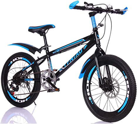 MYMGG Bicicleta de Montaña 20,22 Pulgadas Bicicleta Infantil 7 ...