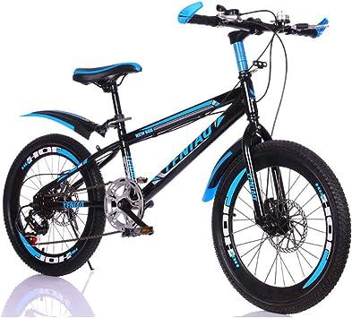 MUYU Bicicleta Infantil De Una Velocidad Rueda De 20/24 ...
