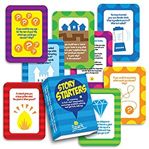Spark Your Imagination Story Starters Cards
