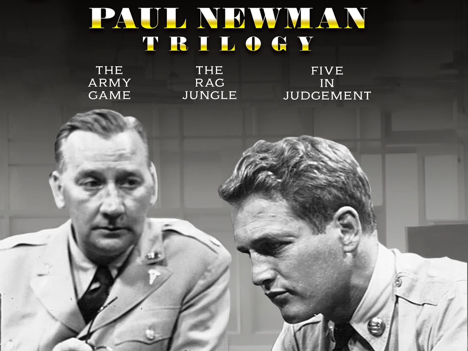 Paul Newman Trilogy - Season 1
