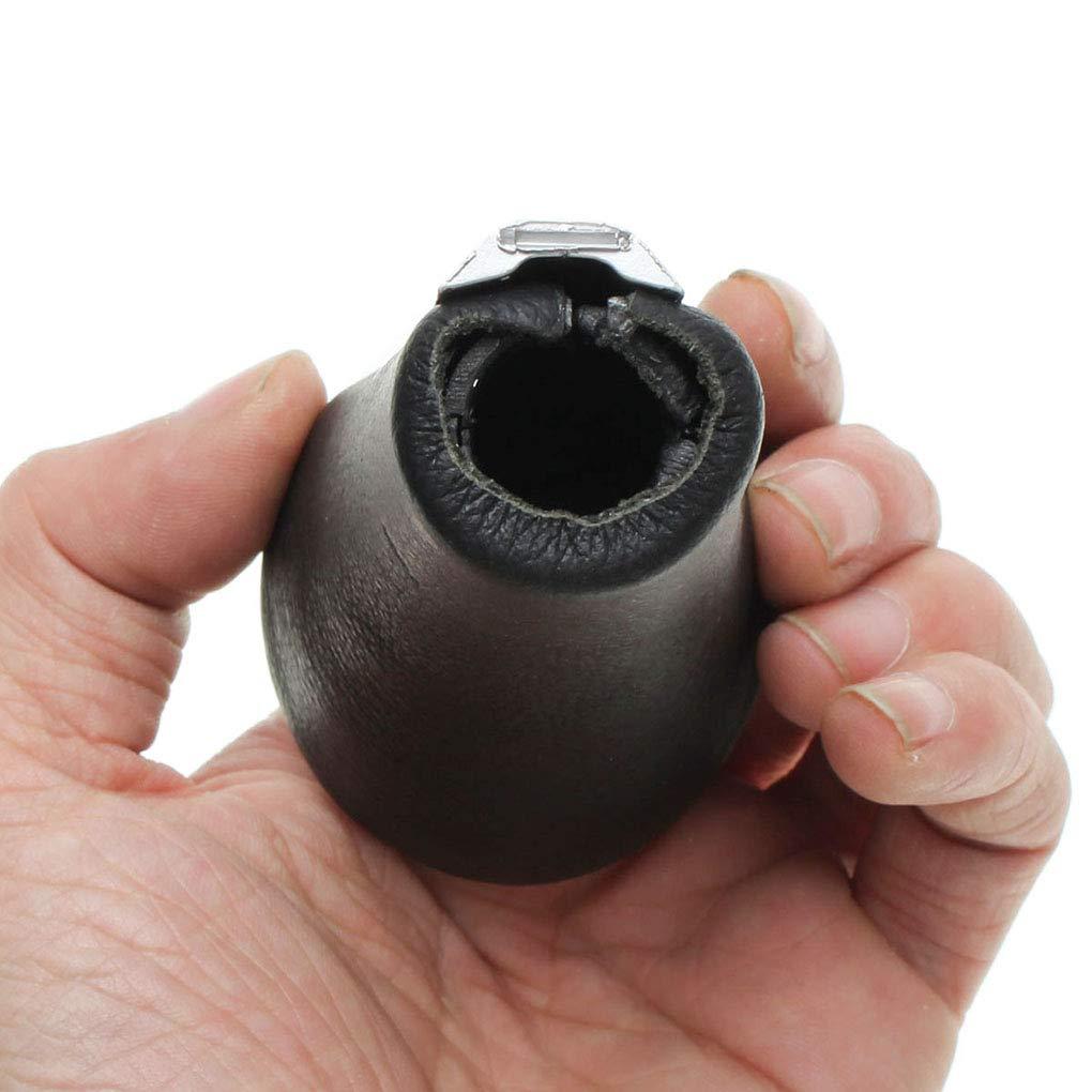 heacker 6 del Manuale di velocit/à del Bastone della manopola del Cambio di Ricambio per E90 E91 E92 X1 X3 25.117.566,267 Mila plastica