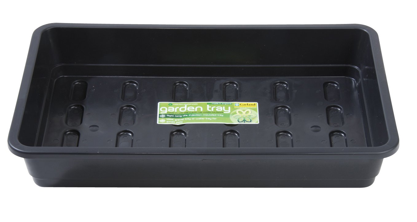 Garland GAL54FNB3 Standard Full-Size Seed Trays - Black (3-Piece)