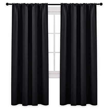 PONY DANCE Blackout Curtains 72 Long