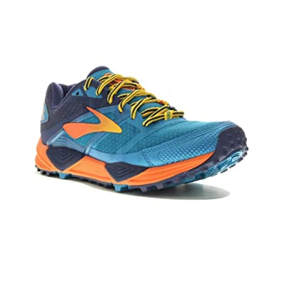 7c32be82a8f Brooks Cascadia 12 Womens Yellowstone Limited Edition Trail Running Shoe (5  UK)