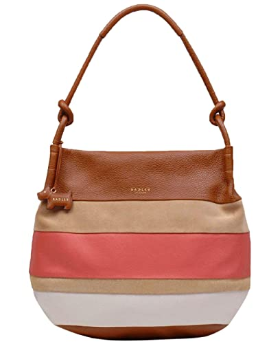 c2c49c09ee Amazon.com  Radley London Wren Street Large Scoop Hobo (Honey)  Shoes
