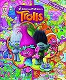 DreamWorks Trolls Look and Find Book Hardcover Phoenix International Publications ISBN 9781503708976