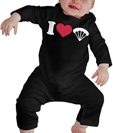 Infant Baby Girls Boys Romper Long Sleeve Bodysuit Outfits Jumpsuit Clothes Soft