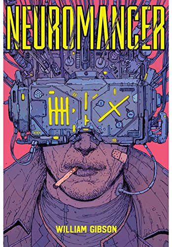 Image result for neuromancer book