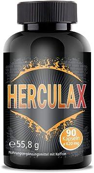 HERCULAX- cápsulas de aumento muscular   quemagrasas potente   musculación y definición   suplemento nutricional   mejor rendimiento deportivo L ...