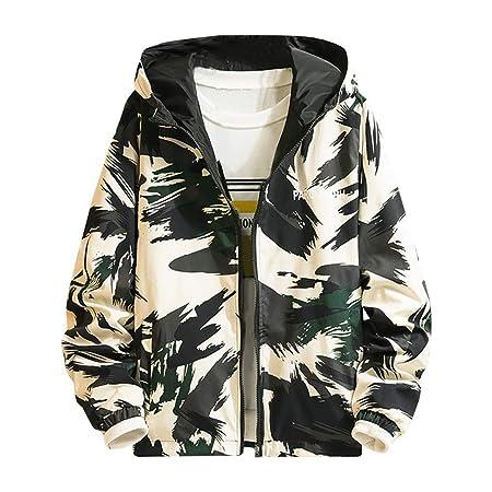 giacca antivento vans camouflage e nera