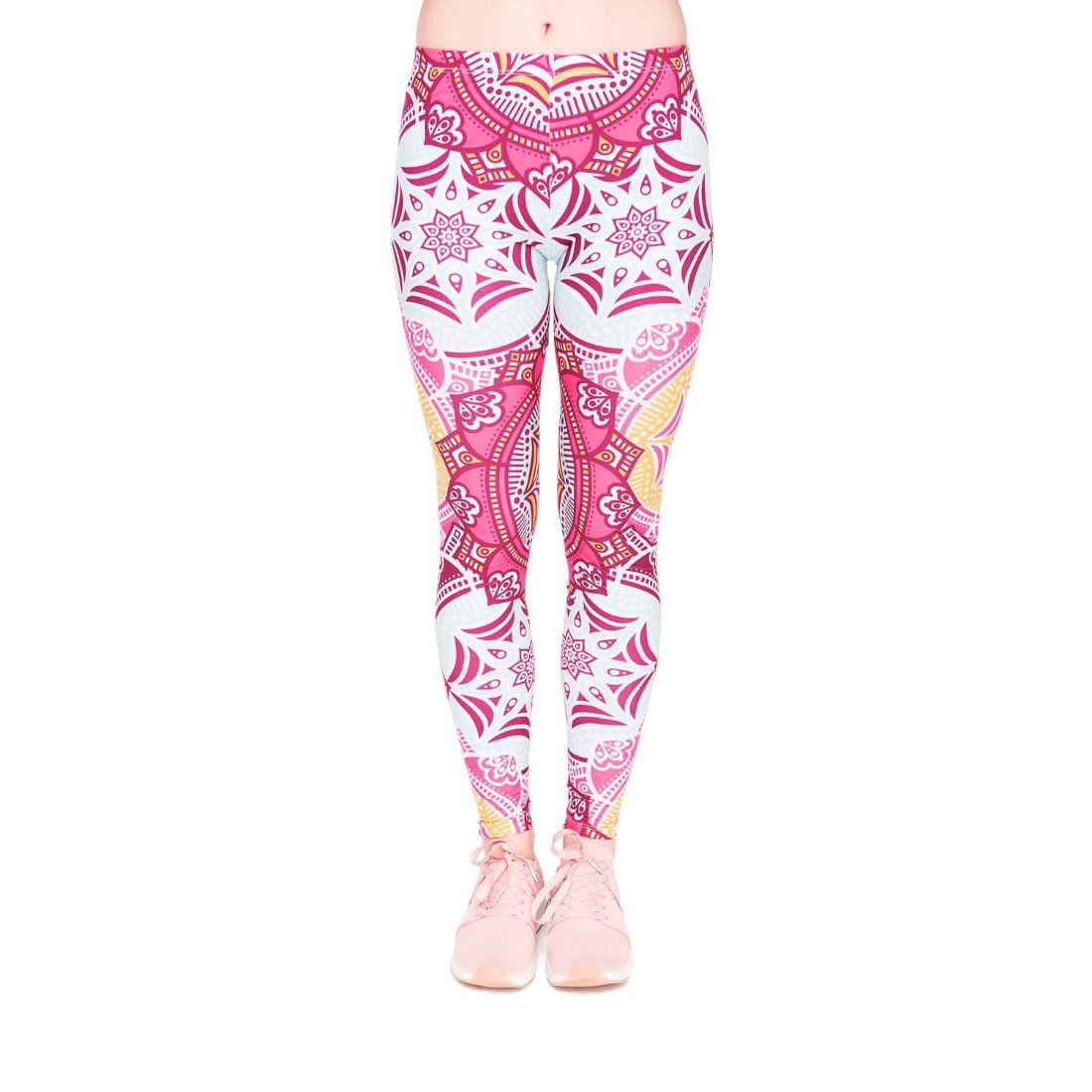 kukubird Womens Yoga Gym and Fashion Leggings Size 6-10 Stretchable