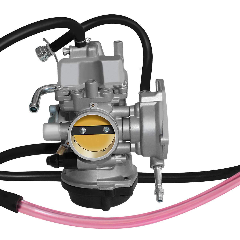 Carburetor for Yamaha Raptor 350 YFM350 Carb ATV Carby Replacement for 2004 2005 2006 2007-2013 Raptor 350