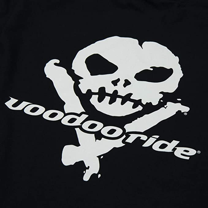 Amazon Com Voodoo Ride Vrs Black L L T Shirt Automotive