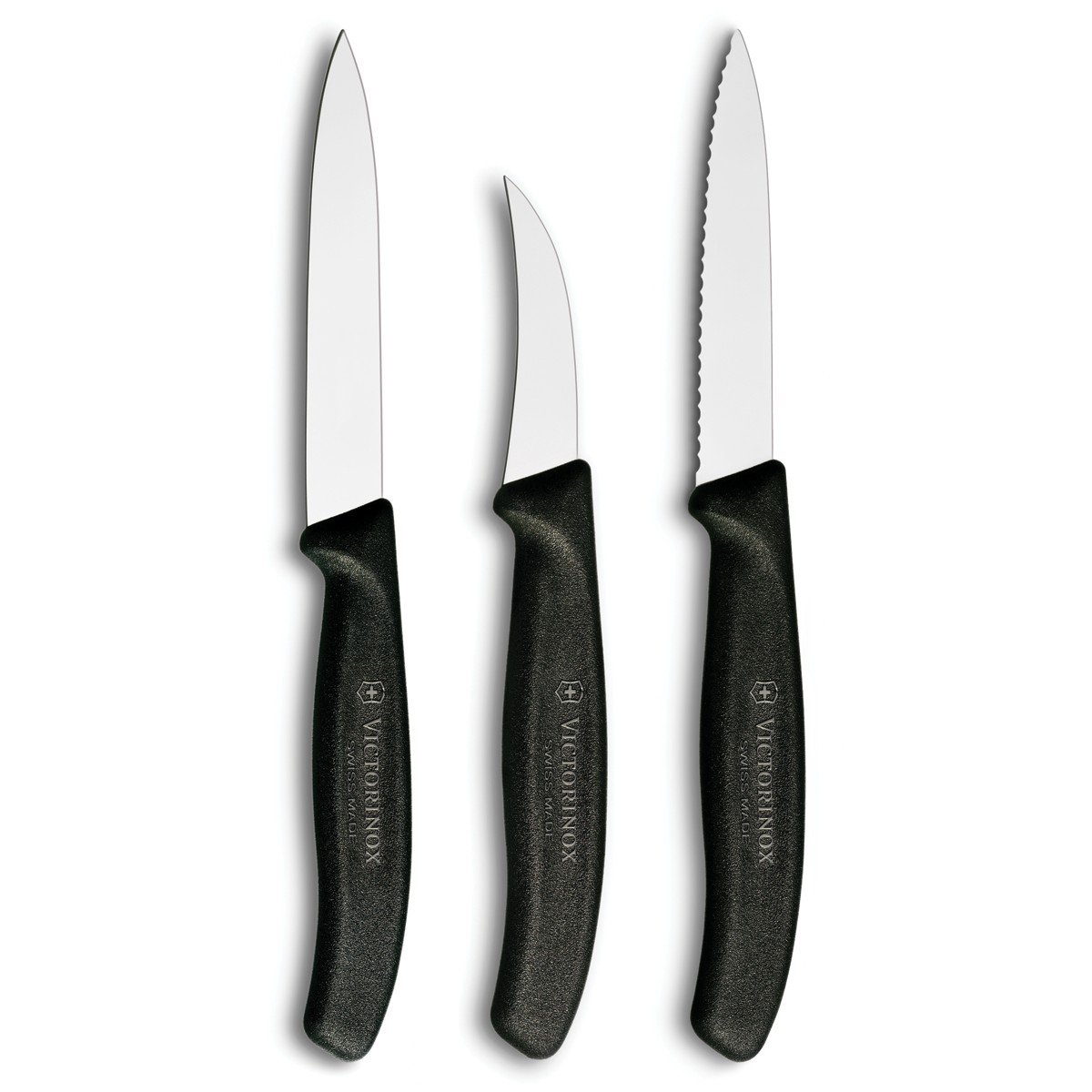 Victorinox Swiss Classic 3-Piece Paring Set - 6.7600.3US1 by Victorinox