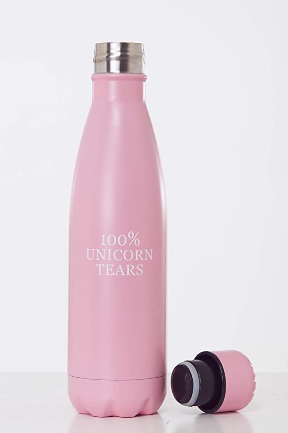 Amazon.com: Unicorn tears – Unicorn Botellas – Rosa Botella ...