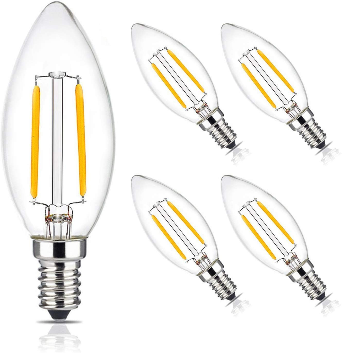 Philip LED Bulb E14 Edison 25W Cool White 290lm Non-Dimmable Lamp