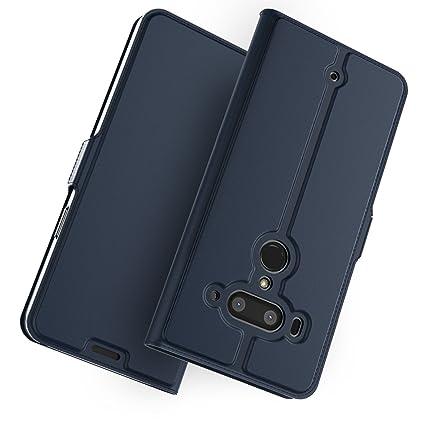 best website 36b7f bf106 Amazon.com: AICEDA HTC U12 Plus Card Holder Case, HTC U12 Plus ...