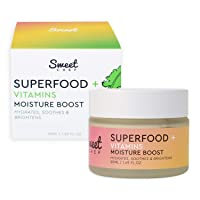 Sweet Chef Superfood + Vitamins Moisture Boost - Hyaluronic Acid Whipped Face Cream...