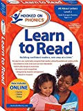 img - for Hooked on Phonics Learn to Read - Level 2: All About Letters (Early Emergent Readers   Pre-K   Ages 3-4) book / textbook / text book