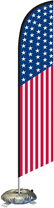 The Best 13 Ft Banner Flag Feather Food