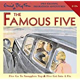 Five Go to Smugglers Top & Five Get into a Fix (Famous Five): AND Five Get into a Fix v. 5