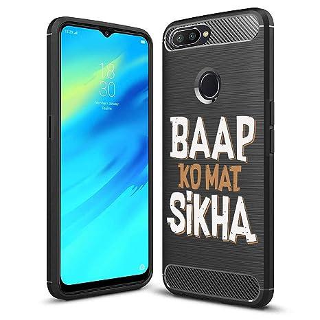 buy popular 86c46 56360 Nainz ''BAAP KO MAT SIKHA'' Shockproof: Amazon.in: Electronics