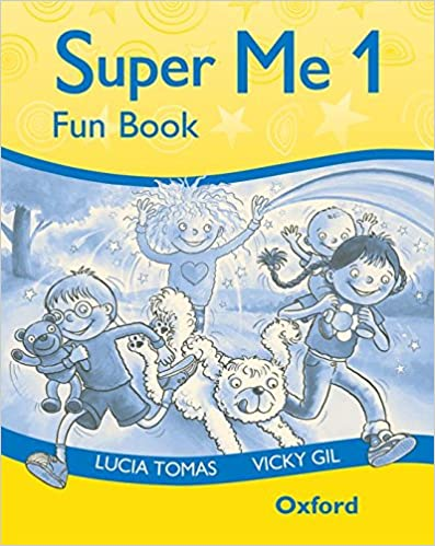 Super Me: 1: Fun Book: Fun Book (Activities) Level 1