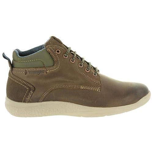 Wrangler Botines Wm182150 Moose para Hombre: Amazon.es: Zapatos y complementos