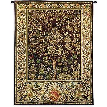Amazon Com Tree Of Life Umber By William Morris Arts