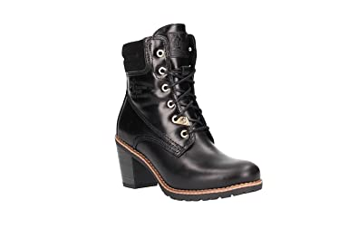 35a6a7a7ea5 Panama Jack Bottine PRUNA B6 Black 41 Noir  Amazon.fr  Chaussures et ...