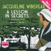 A Lesson in Secrets: A Maisie Dobbs Novel, Book 8 | Jacqueline Winspear