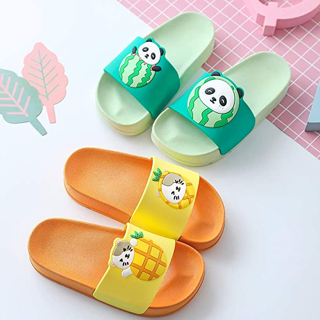 So Cute Cool Design Summer Strawberry Girl Foot Shape Holiday Beach Sandal Shoes