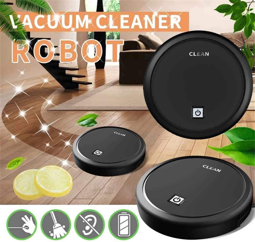 Sliwei Robot de Barrido Limpiador automático Inteligente para el hogar Inteligente Aspiradoras: Amazon.es: Hogar