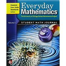 Everyday Mathematics, Grade 5, Student Journal Reorder Set