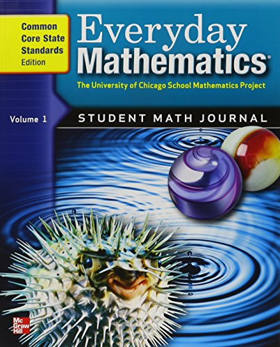 Everyday Mathematics, Grade 5, Student Journal Reorder Set