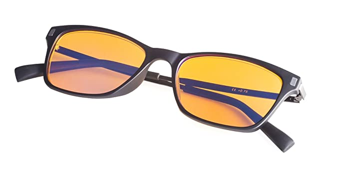 Amazon.com: Gafas de bloqueo de luz para hombre, color ...