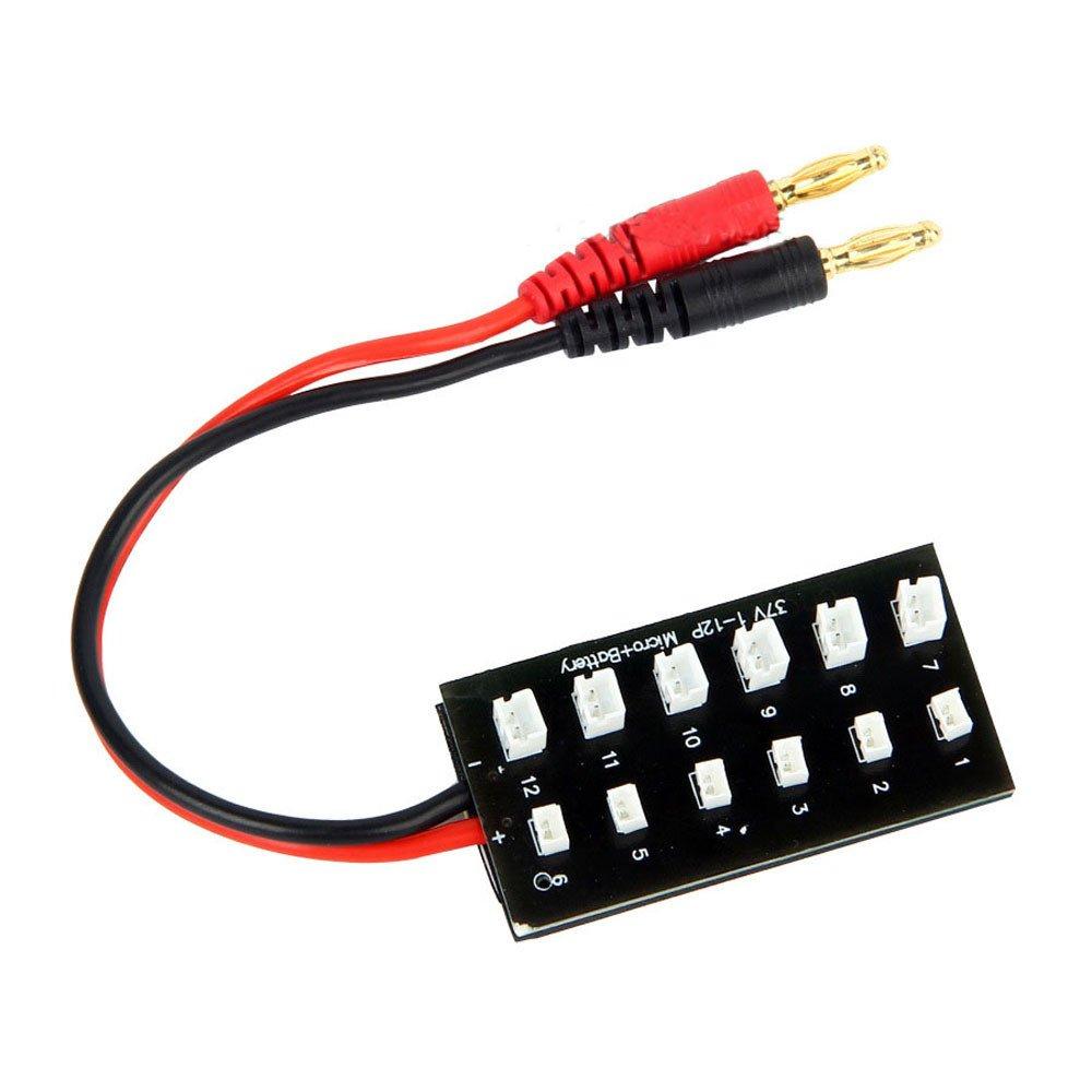 1S 3.7 V Lipo tarjeta de carga con JST-PH mCPX Conector para Micro ...